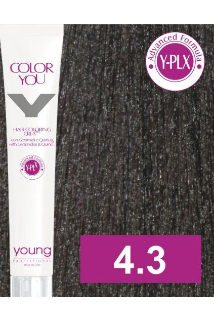 4 3 yo barva
