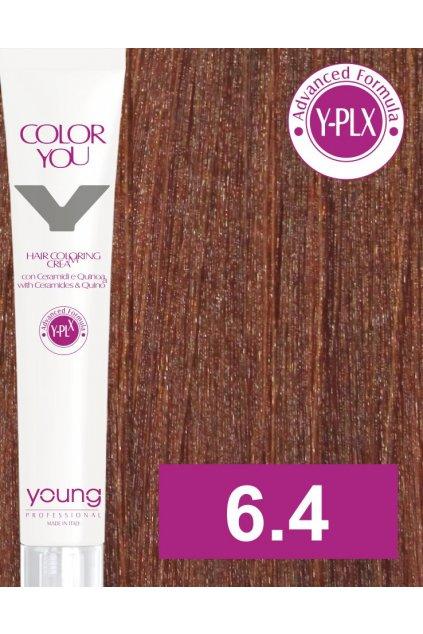 6 4 yo barva