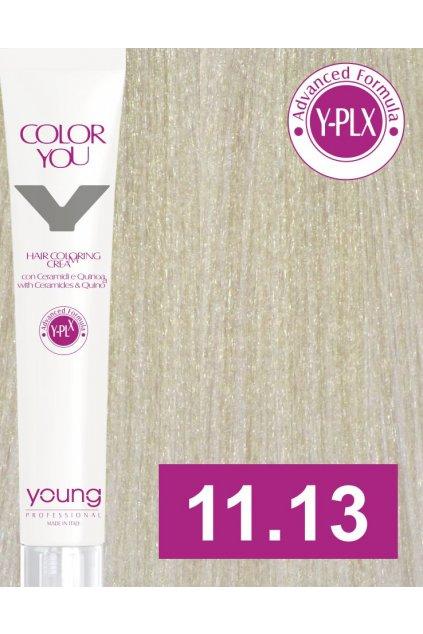 11 13 yo barva