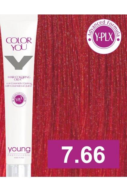 7 66 yo barva