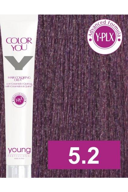 5 2 yo barva
