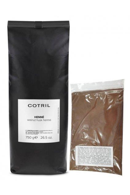 Cotril HENNÉ HennaVlašský ořech, čistí, vyživuje a neutralizuje odlesky