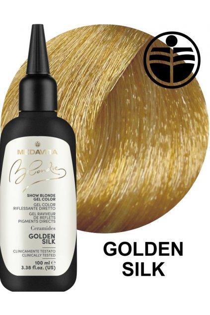 GOLDEN SILK mv blondie2