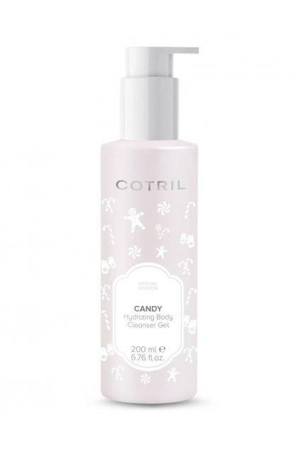 Cotril Sprchový gel CANDY pro hebkou a sametovou pokožku 200ml