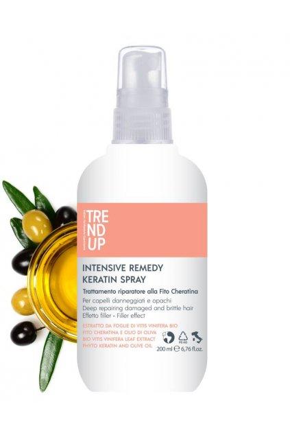 Trend up REMEDY Keratin sprej pro okamžitou obnovu poškozených vlasů 200ml