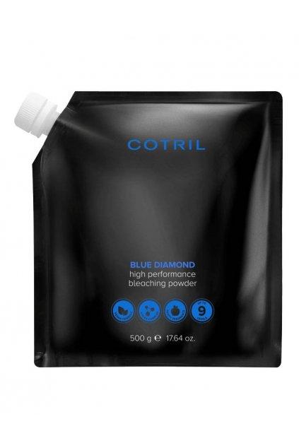 Cotril BLUE DIAMOND Melír MODRÝ pro všechny techniky zesvětlení o 9 tónů 500g