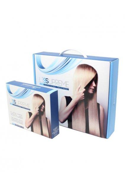 JJ LISSUPREME Set Ultra vyhlazující péče pro ultra hladké vlasy
