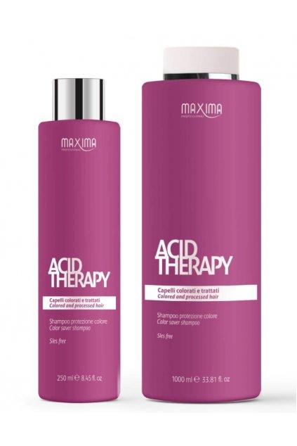 Maxima ACID Šampon pro barvené vlasy, hydratační a antioxidační