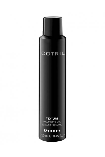 Cotril TEXTURE Sprej pro ultra objem a hustotu, matný efekt 250ml