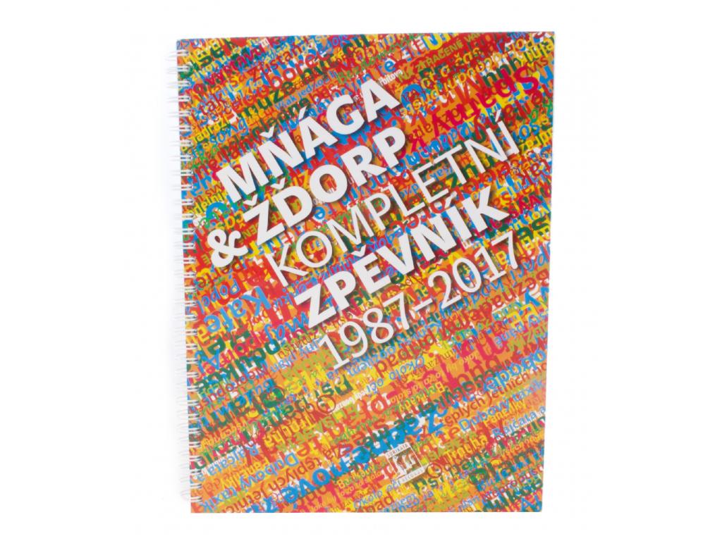 Kompletní zpěvník 1987-2017