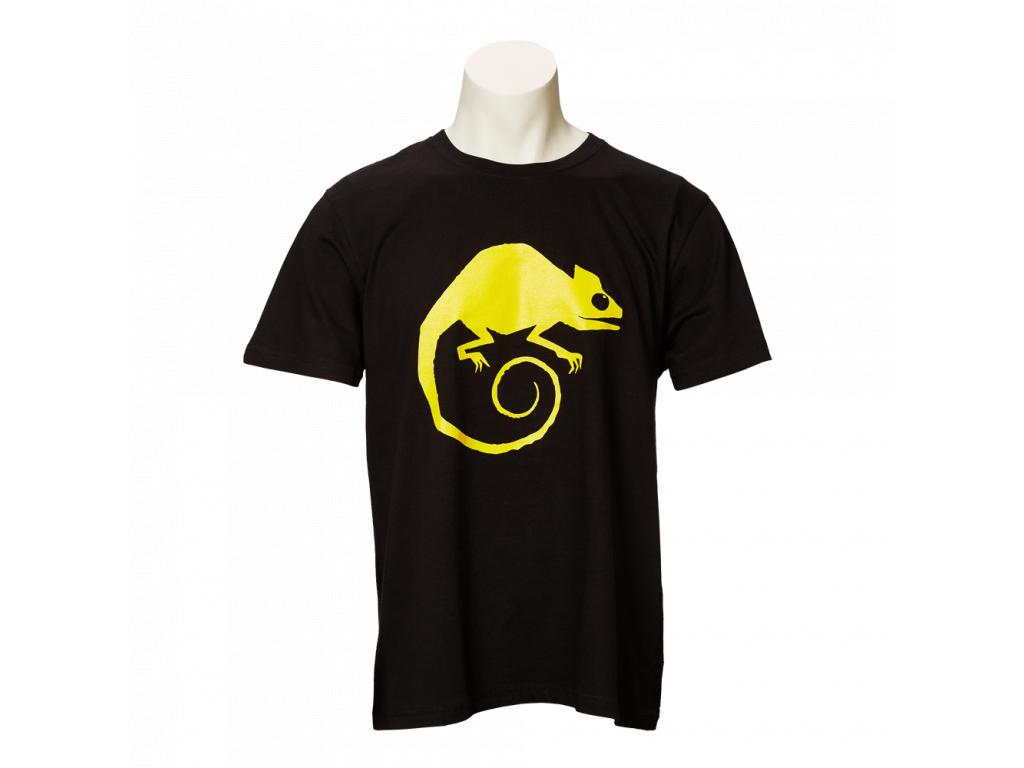 Černé tričko Made in Valmez - pánské