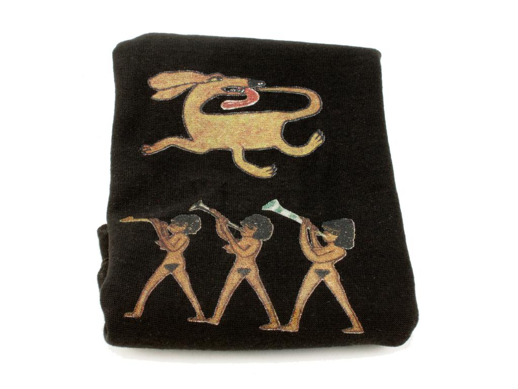 Šátek Třínohý pes