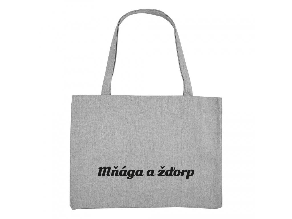 shoppingbag gry