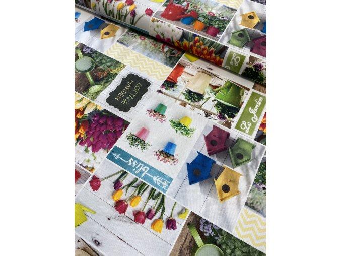 25 Tulipánová záhrada digital