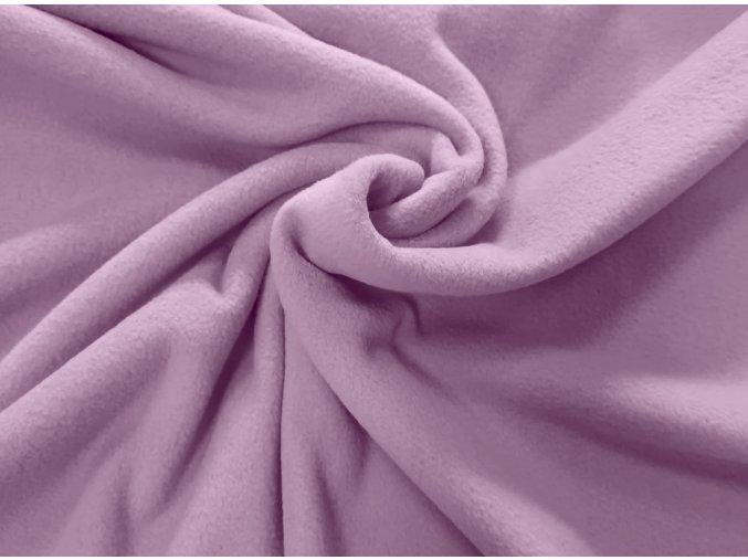 Fleece - Svetlý Ružový