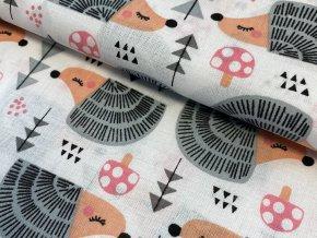 10 Jednorožec ružový