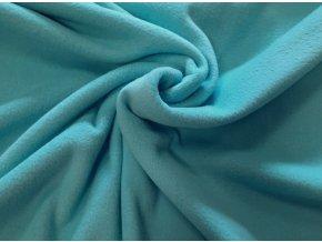 Fleece - Ľadový modrý