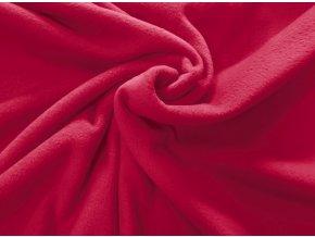 Fleece - Svetlý Červený