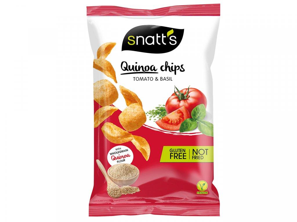 3D Snacks Quinoa 85g1