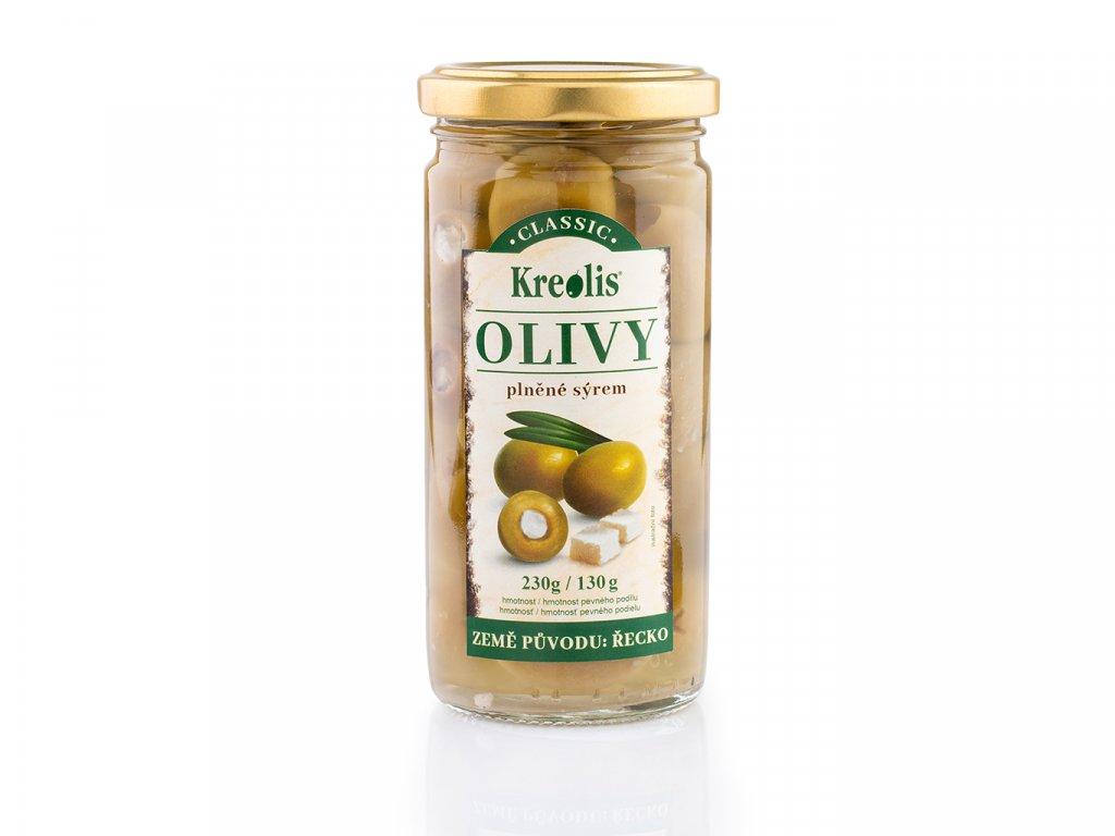 Kreolis olivy se sžrem 230g