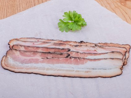 Anglická slanina II