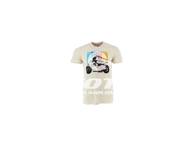 Pánské triko Marco Simoncelli