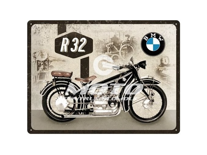 Cedule BMW R32