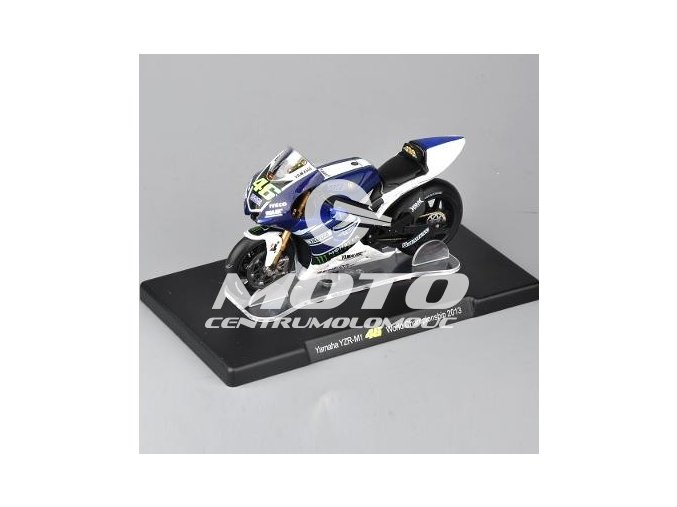 Yamaha YZR-M1 2013, Valentino Rossi