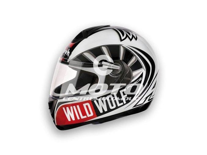 Airoh - Aster-X Wild Wolf