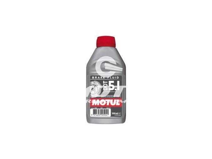 MOTUL DOT 5.1 BRAKE FLUID / 500 ml
