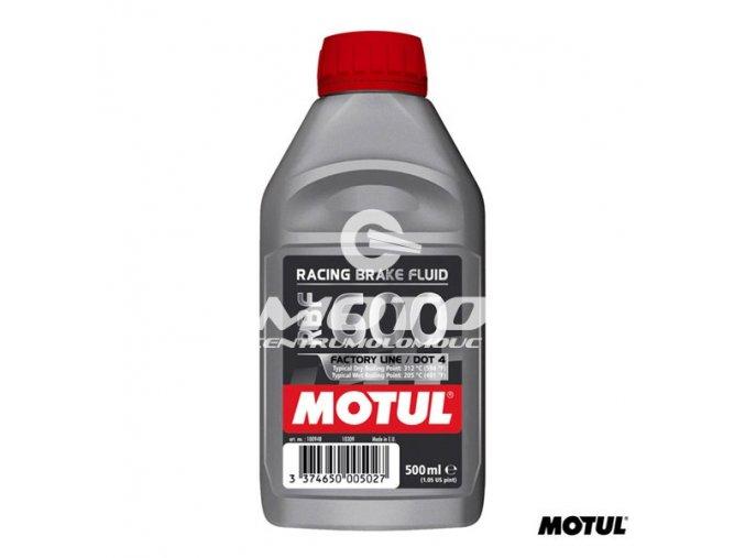 MOTUL - Racing Brake Fluid F.L. 600 / 500 ml