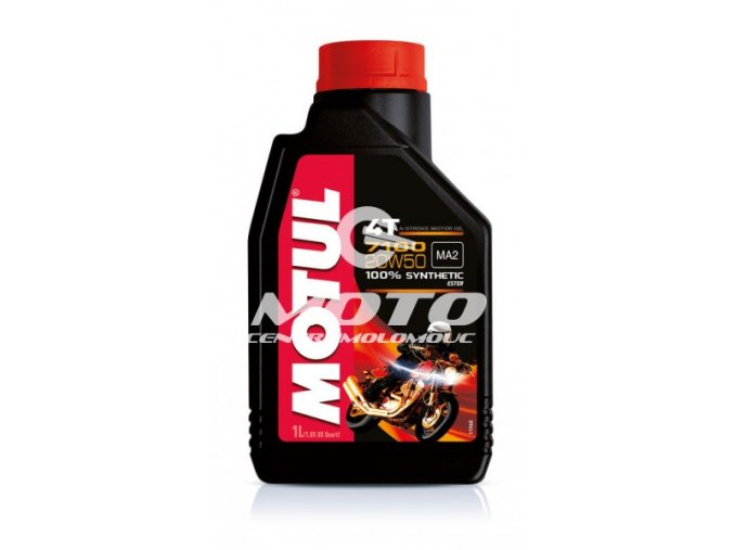 Motul - 7100 4T 20W50 / 1 l