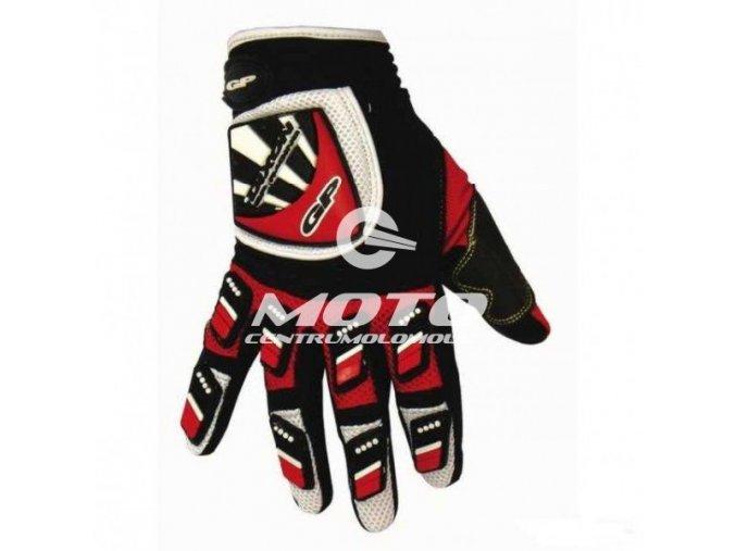 Dixon - GP MX 02 červené