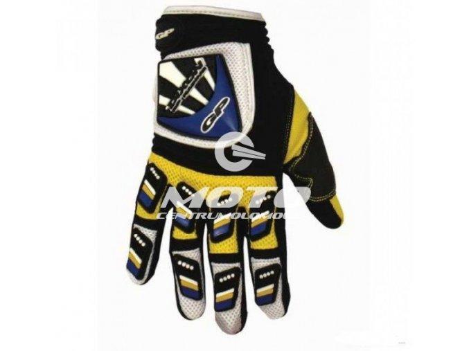 Dixon - GP MX 02 modro žluté