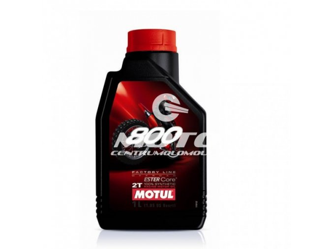 Motul - 800 2T F.L. Off road / 1 l