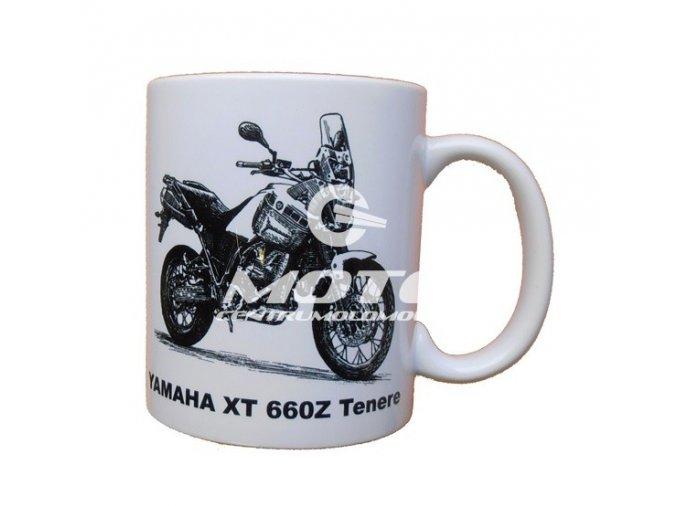 Hrnek Yamaha XT 660Z Tenere