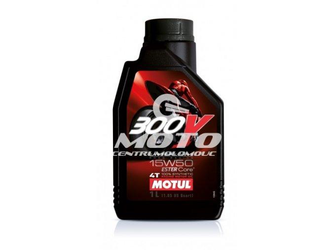 Motul 300V 4T Factory Line 15W50 4l / 4 l