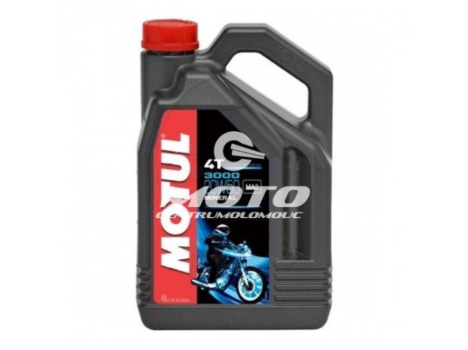 Motul - 3000 4T 20W50 / 4 l
