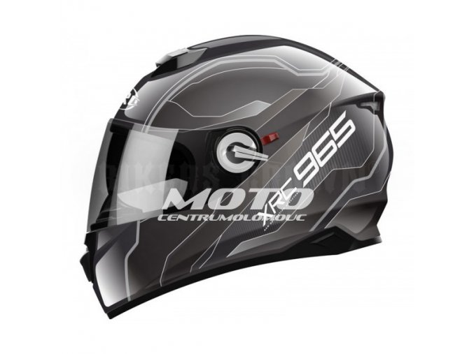 XRC 965 Madison Ultimate 003 glossy black/grey
