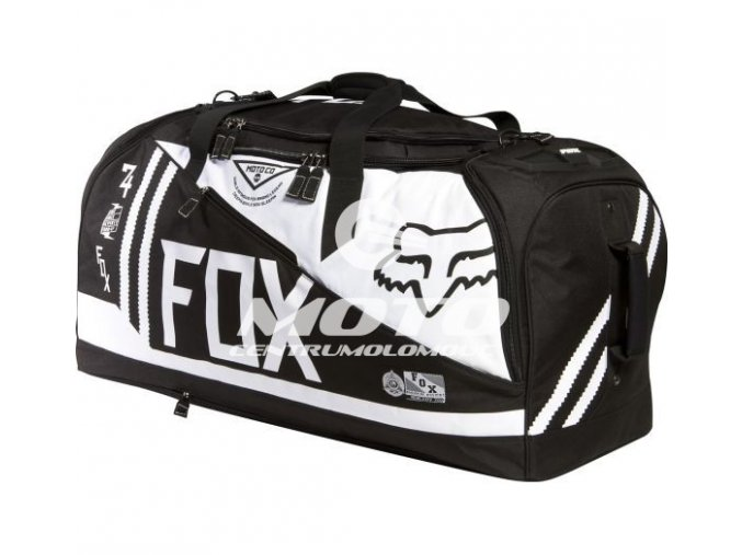 Taška Fox PODIUM MACHINA GB BLACK/WHITE