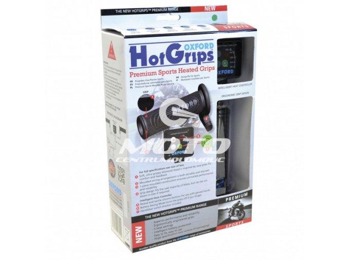 Oxford - HotGrips PREMIUM (Sports)