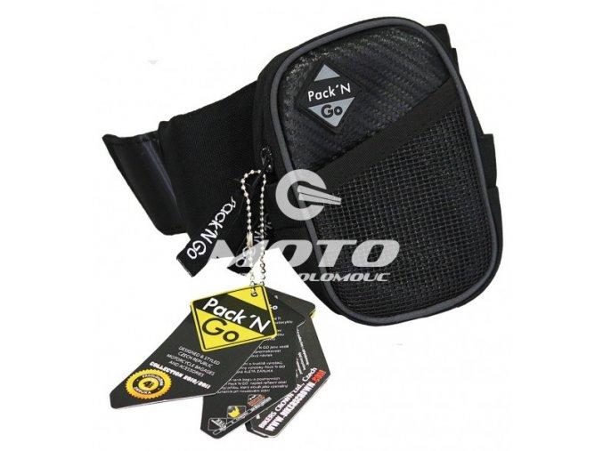 Pack´N GO - ARM Bag carbon look