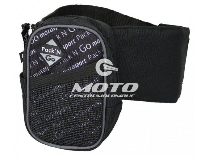 Pack´N GO - Arm bag Black Motorsport