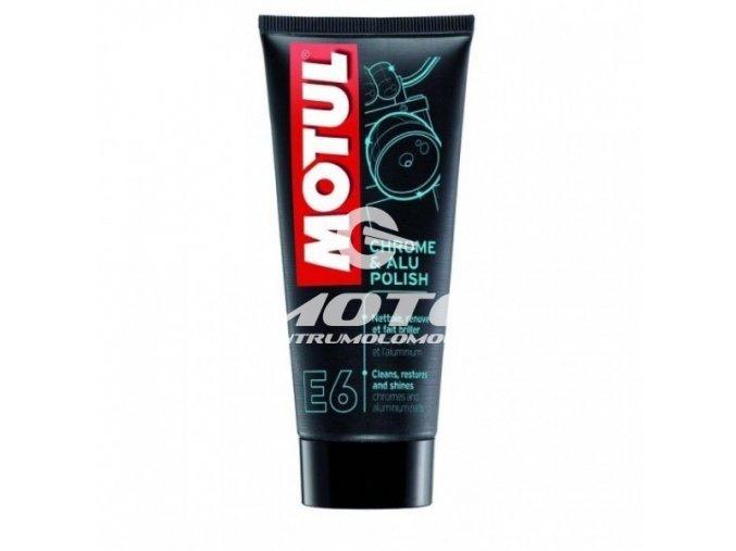 MOTUL - E6 Chrome & Alu Polish / 100 ml