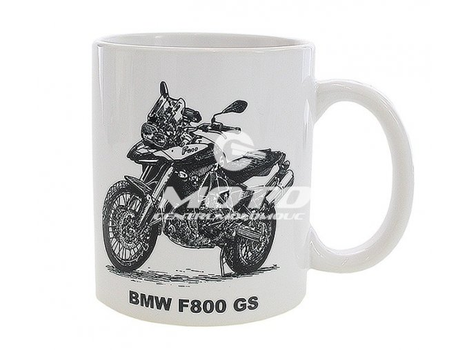 Hrnek BMW F 800 GS