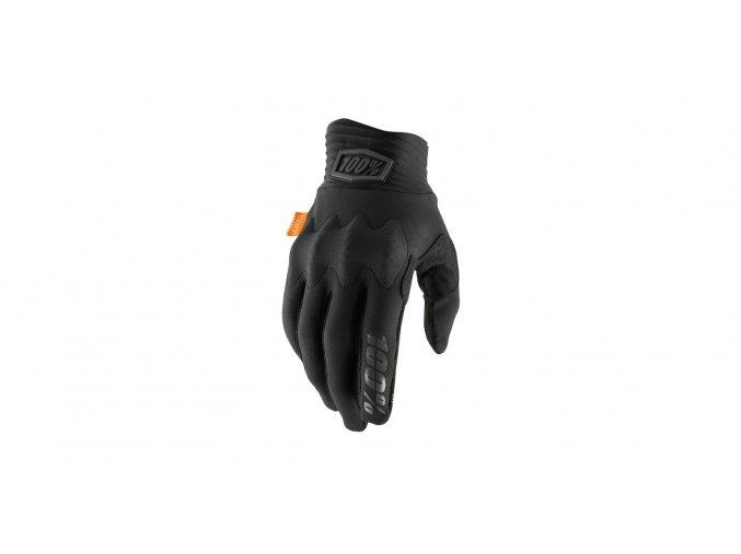 rukavice cognito 100 cerna i364906