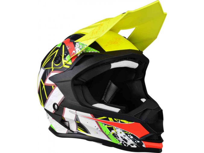 OR 1 Jr. Aerial Black Yellow Red Green Matt 3 4 ml
