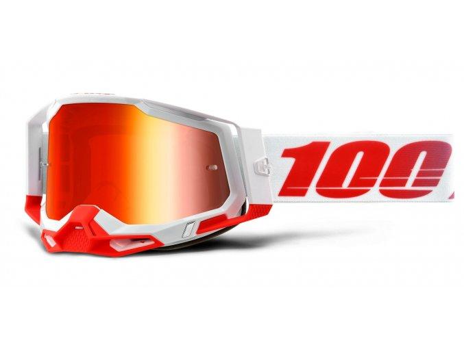 racecraft 2 100 usa bryle st kith zrcadlove cervene plexi i458843