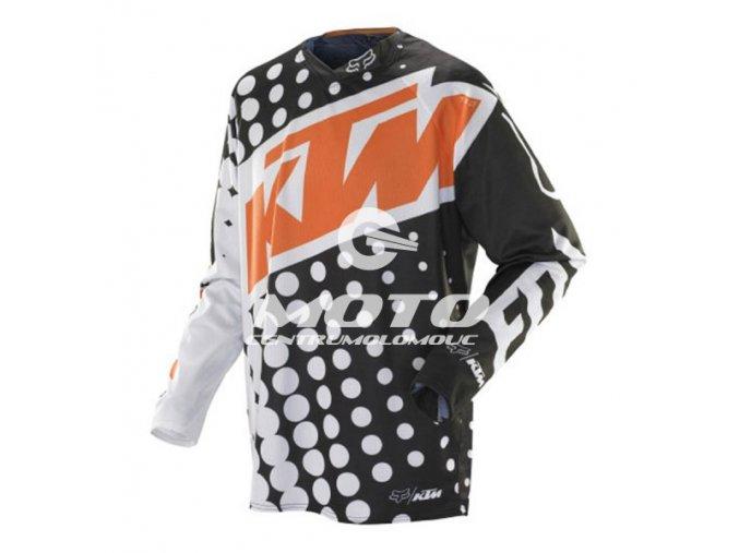 FOX - 360 KTM (černá)