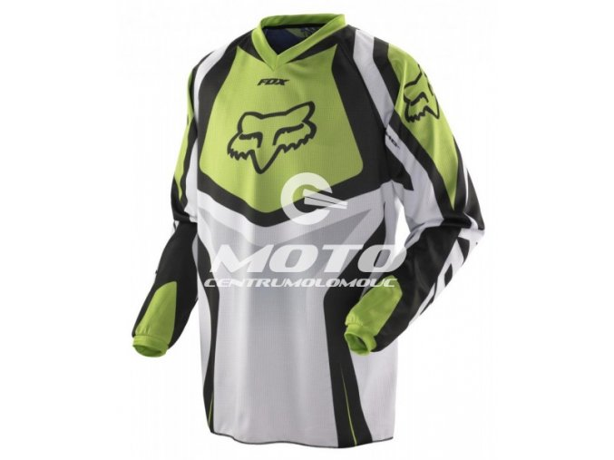 FOX - HC Race (zelená)